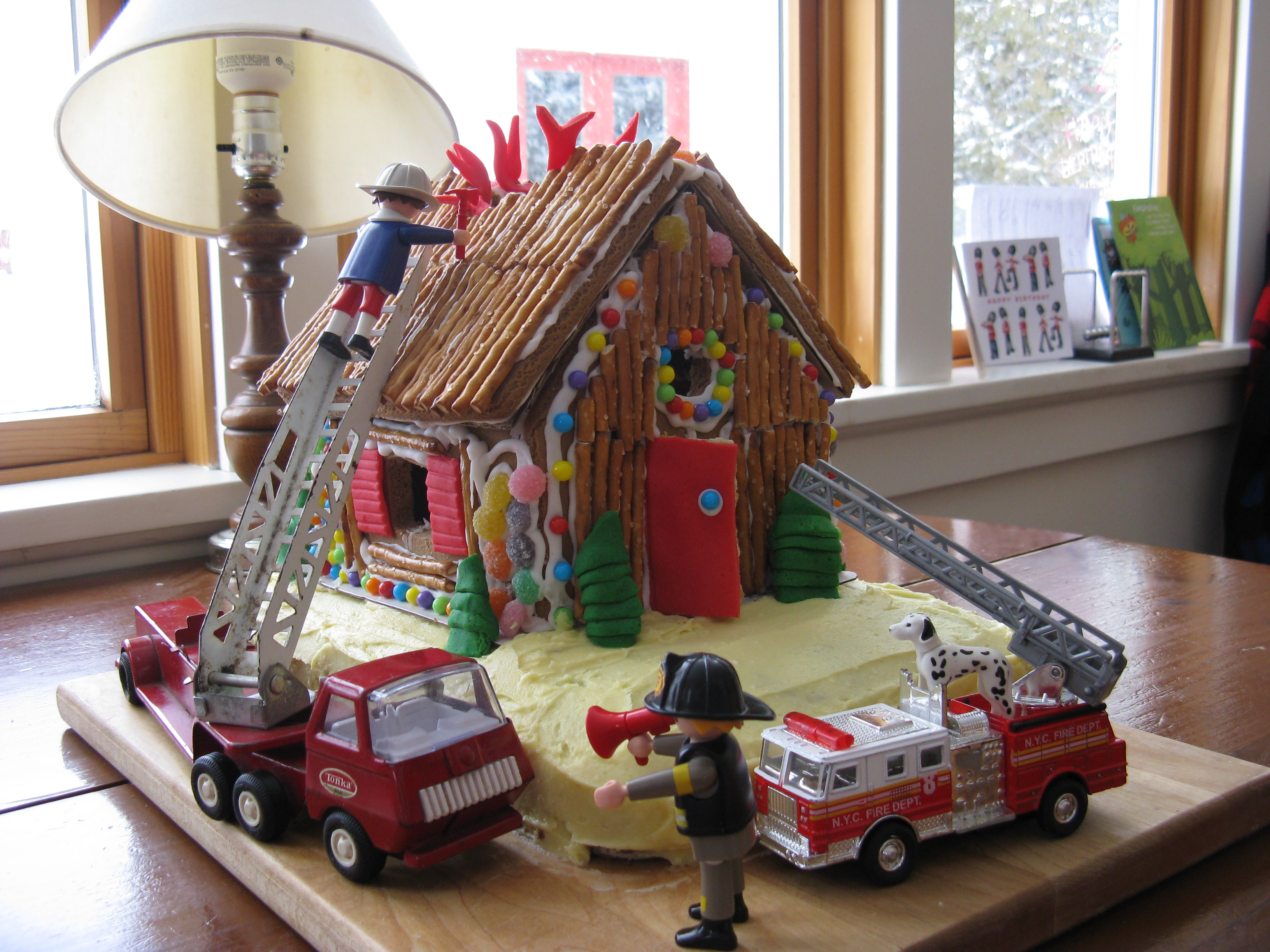 To The Rescue Playmobil Fellows Were On Job