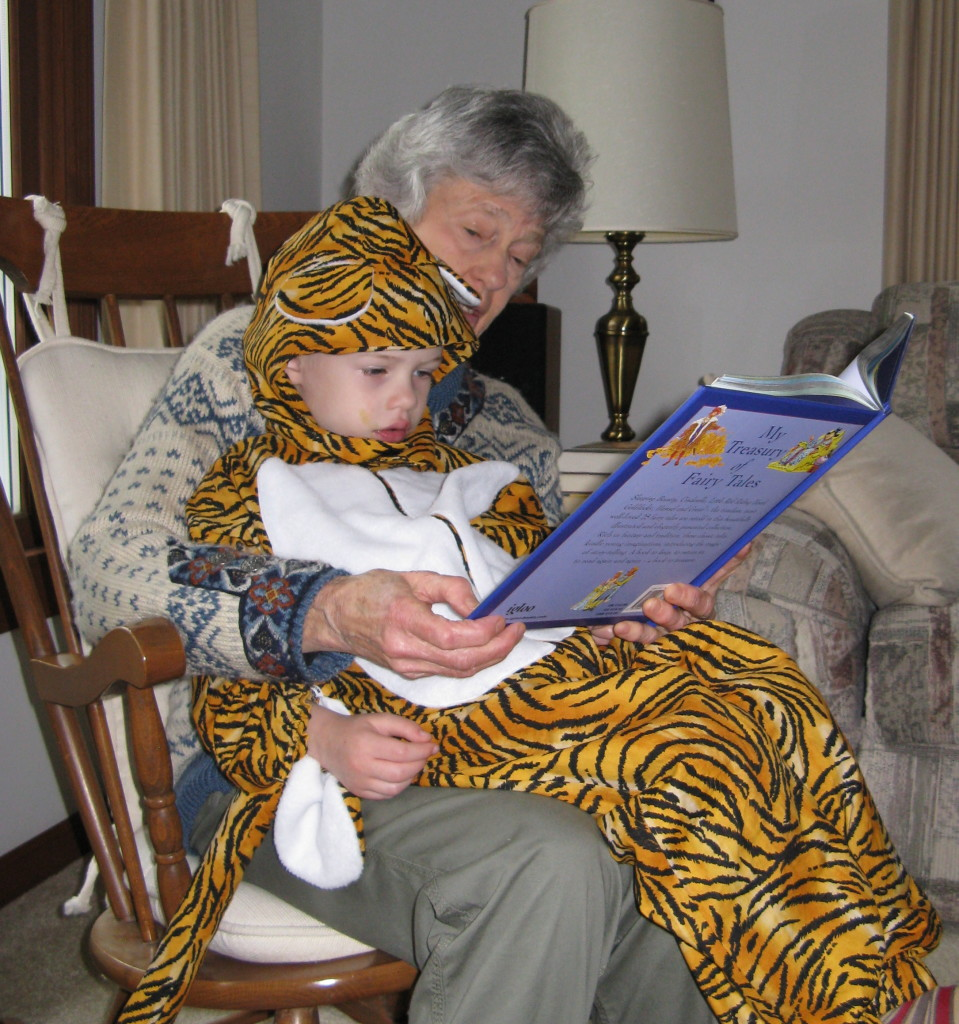 When your child begins reading, it's NOT time to stop reading aloud.