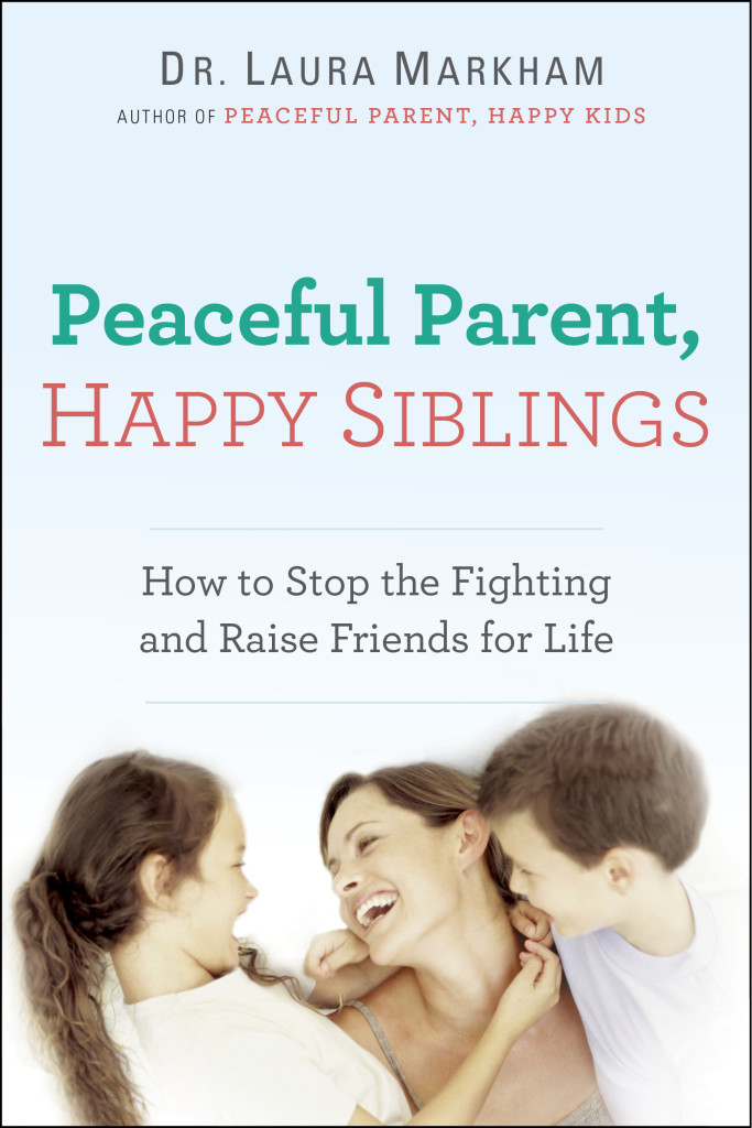 New book to help sibling struggles. Book giveaway!