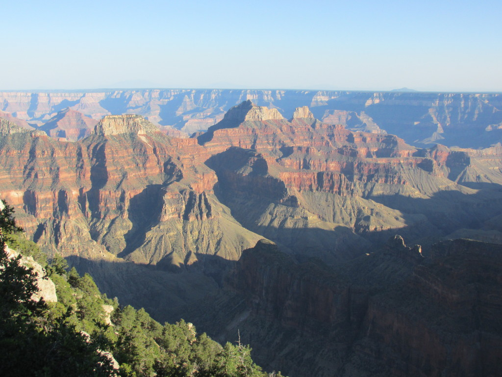 Can the Grand Canyon compete with the social media habit? It's trying.